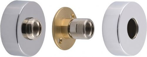 Deva SPE11 Chrome Easy Fit for Bar Shower (pair) Fit Bar Valves to Existing Pipework